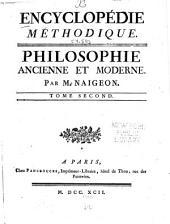Encyclopédie méthodique: ou par ordre de matières, Volume50