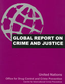 Global Report on Crime and Justice PDF