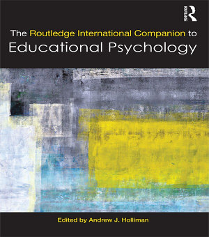 The Routledge International Companion to Educational Psychology PDF