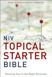 NIV, Topical Starter Bible, eBook