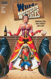 Weird Western Tales (2001-) #3