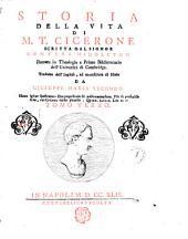 Storia della vita di M.T. Cicerone scritta dal signor Conyers Middleton dottore in teologia e primo bibliotecario dell'Università di Cambridge. Tradotta dall'inglese, ed accresciuta di note da Giuseppe Maria Secondo. ... Tomo primo [-quarto]: Volume 3