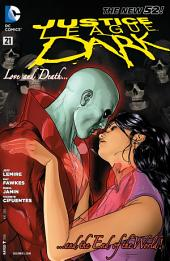 Justice League Dark (2011-) #21