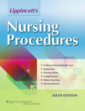 Lippincott s Nursing Procedures