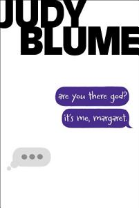 Are You There God  It s Me  Margaret  Book