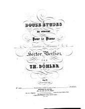 Douze études de concert: pour le piano ; op. 30, Volume 2