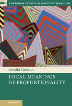 Local Meanings of Proportionality