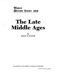 The Late Middle Ages PDF