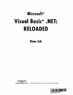 Visual Basic  Net Programming PDF