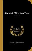 The Scroll of Phi Delta Theta  PDF