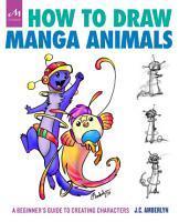 How to Draw Manga Animals PDF