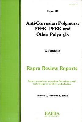Anti corrosion Polymers PDF