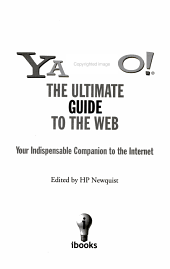 Yahoo  the Ultimate Guide to the Web PDF