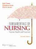 Craven  Fundamentals of Nursing  7th Ed   Fundamentals of Nursing Study Guide   Carpenito moyet Handbook of Nursing Diagnosis  13th Ed PDF