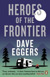 Heroes of the Frontier Book