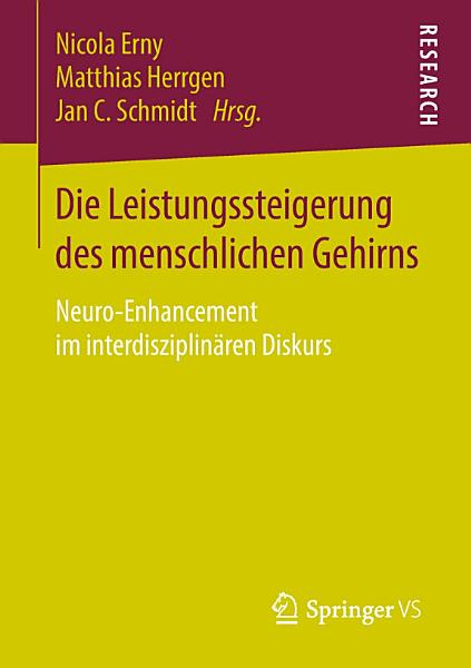 Die Leistungssteigerung Des Menschlichen Gehirns