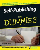 Self Publishing For Dummies PDF