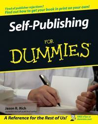 Self Publishing For Dummies PDF