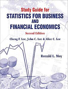 Study Guide for Statistics for Business and Financial Economics Book