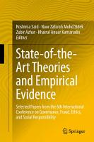 State of the Art Theories and Empirical Evidence PDF