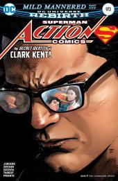 Action Comics (2016-) #973