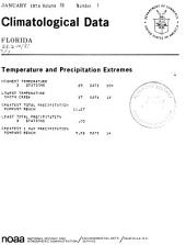 Climatological data: Florida, Volumes 84-85