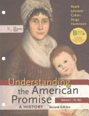 Understanding the American Promise  2nd Ed   Vol  1   Launchpad for Understanding the American Promise  2nd Ed   Vol  1 Access Card Book