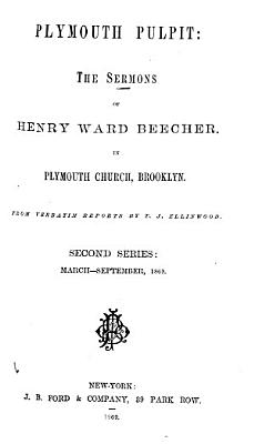 The Sermons of Henry Ward Beecher PDF