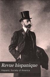 Revue hispanique: Volume28