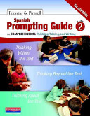 Fountas & Pinnell Spanish Prompting Guide for comprehension
