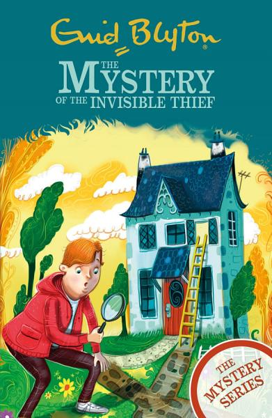 Download The Mystery of the Invisible Thief Book