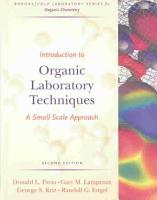 Introduction to Organic Laboratory Techniques PDF