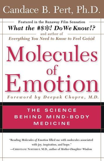 Molecules Of Emotion PDF