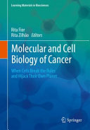Molecular and Cell Biology of Cancer PDF