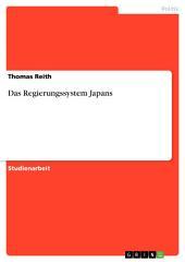Das Regierungssystem Japans