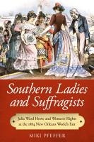 Southern Ladies and Suffragists PDF