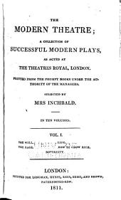 The will, The rage, Life, How to grow rich, Nortoriety; by Frederick Reynolds