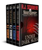 The NightShade Forensic Files: Vol 1 (Books 1-4)
