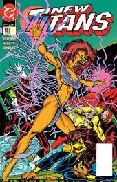 The New Titans (1988-) #112