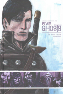 Five Ghosts Deluxe Edition