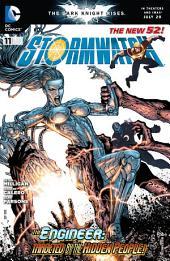 Stormwatch (2012-) #11