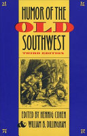 Humor of the Old Southwest