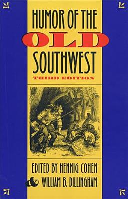 Humor of the Old Southwest PDF