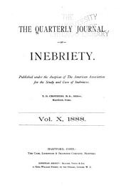The Journal of Inebriety: Volume 10