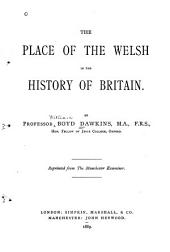 The Place of the Welsh in the History of Britain