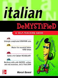 Italian Demystified PDF