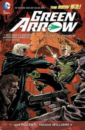 Green Arrow Vol. 3: Harrow (The New 52)