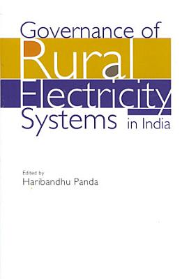 Governance of Rural Electricity Systems in India