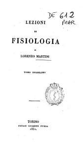Lezioni di fisiologia: Volume 12
