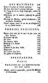 L'Esprit des journaux franc̜ais et étrangers: Volume298